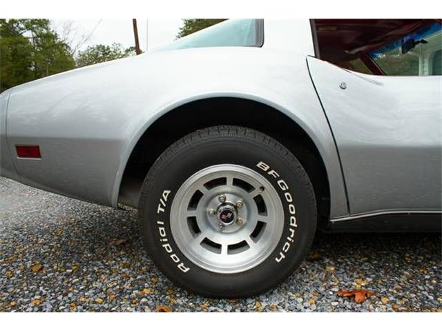 1978 Chevrolet Corvette (CC-1124756) for sale in Cadillac, Michigan