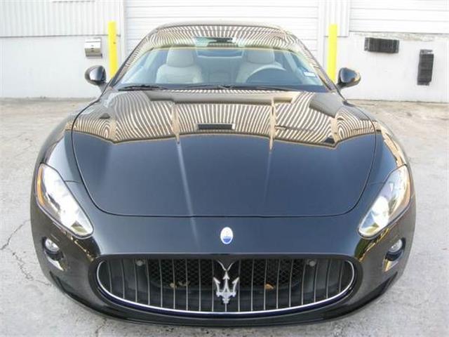 2011 Maserati GranTurismo (CC-1120477) for sale in Cadillac, Michigan