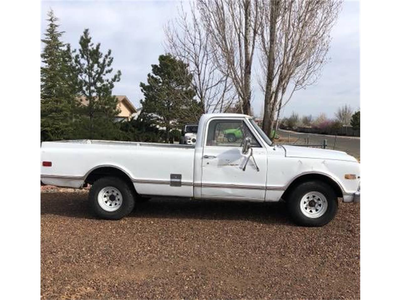 1968 GMC Pickup (CC-1124787) for sale in Cadillac, Michigan