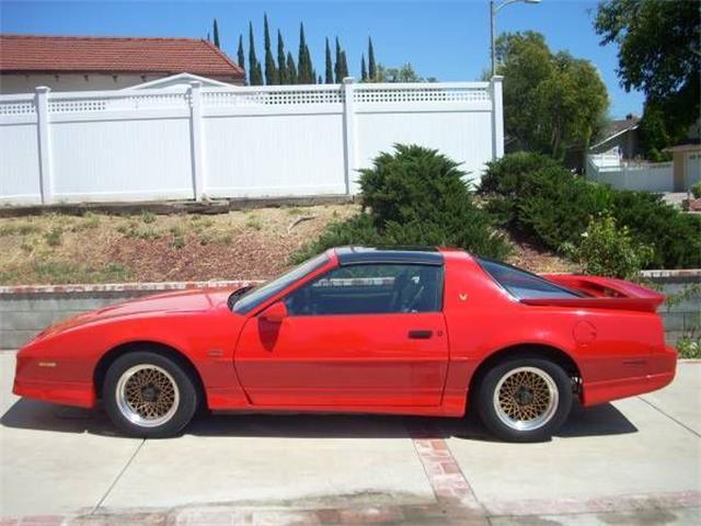 1990 Pontiac Firebird (CC-1120480) for sale in Cadillac, Michigan