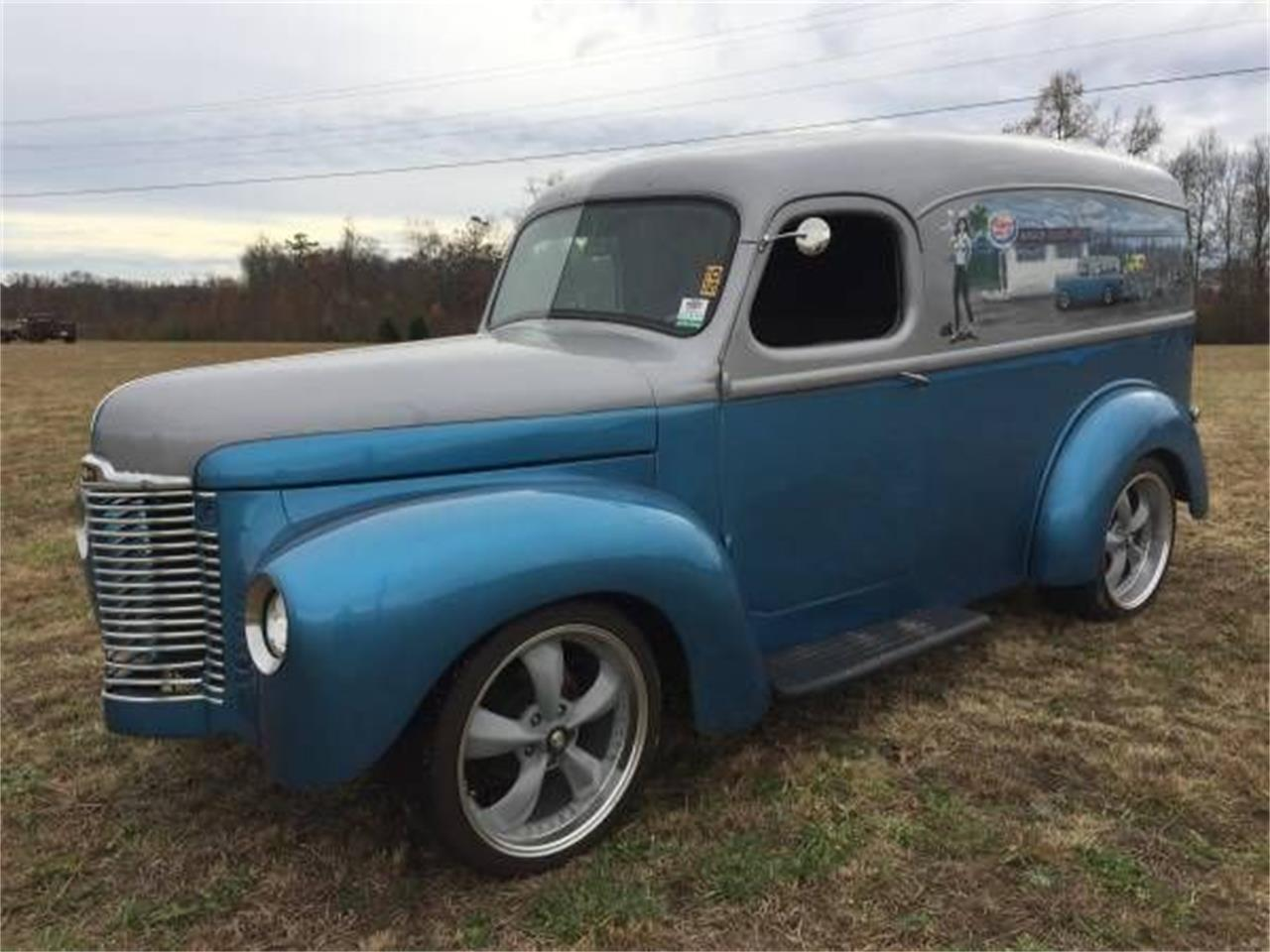 1941 International Panel Truck (CC-1124811) for sale in Cadillac, Michigan