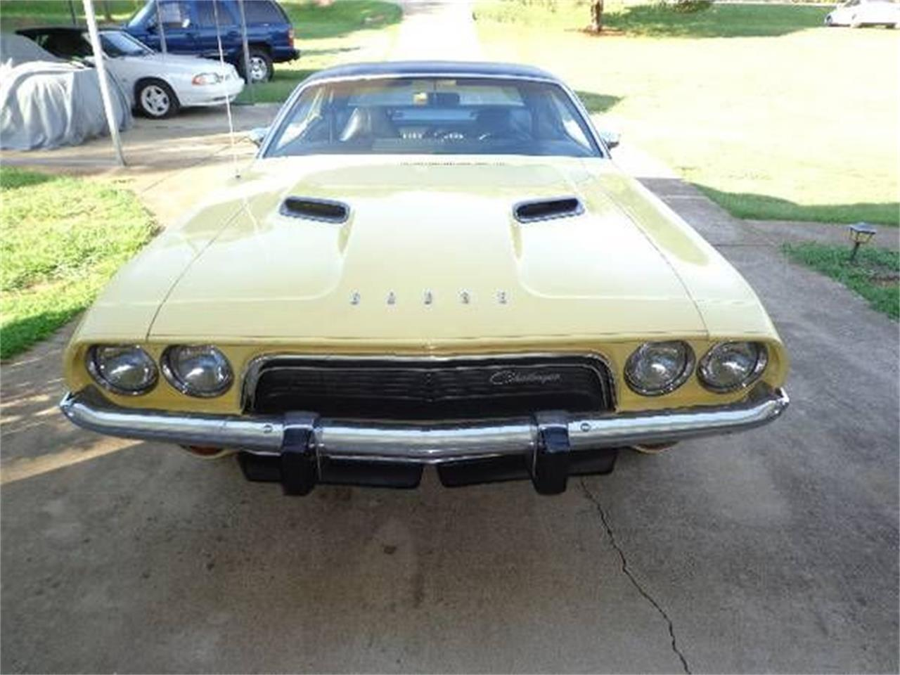 1974 Dodge Challenger (CC-1124818) for sale in Cadillac, Michigan