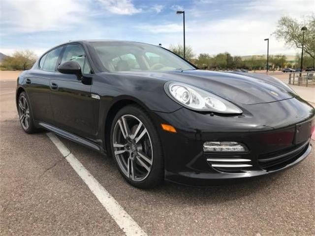 2011 Porsche Panamera (CC-1124826) for sale in Cadillac, Michigan