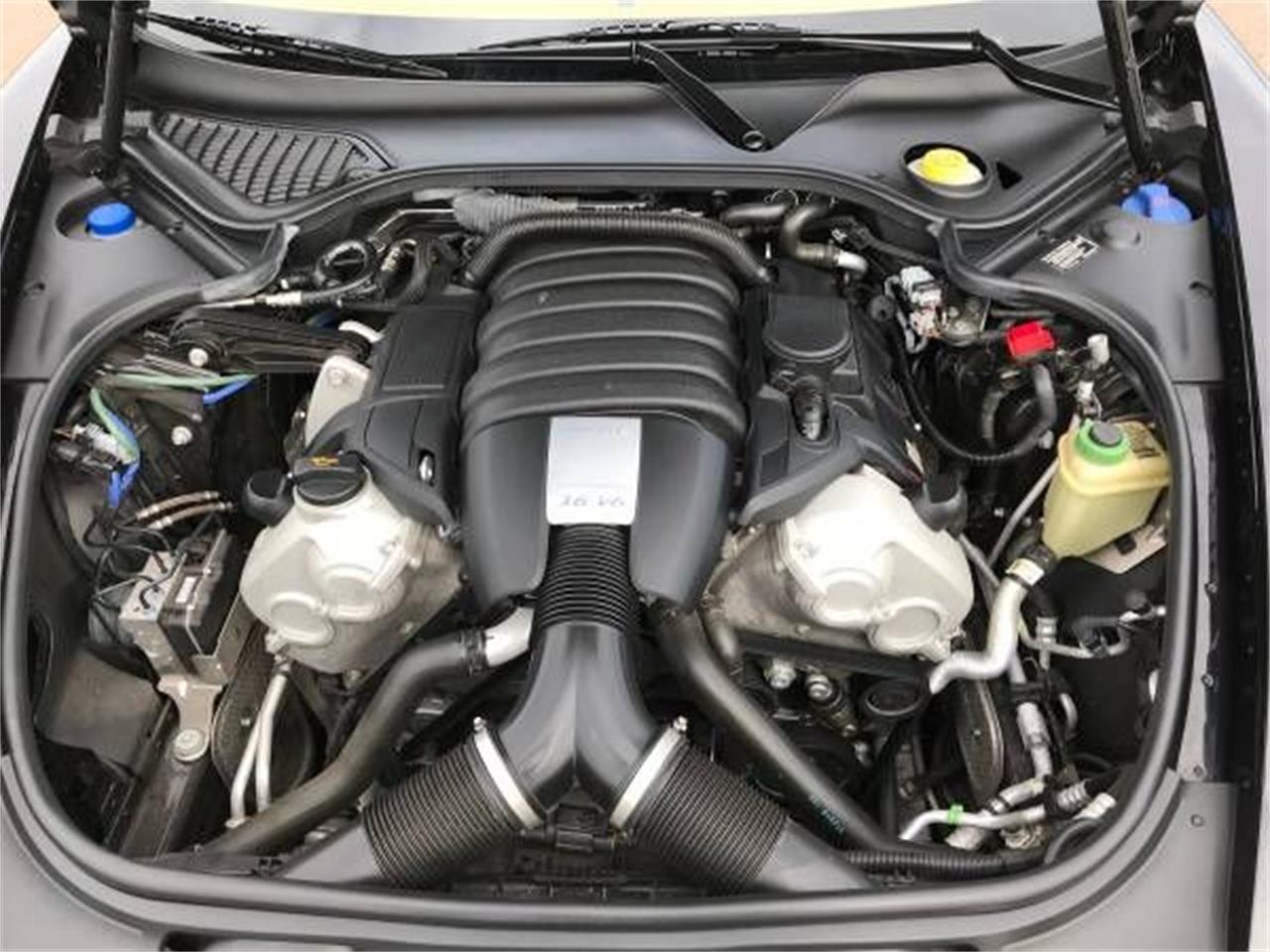 2011 Porsche Panamera (CC-1124826) for sale in Cadillac, Michigan