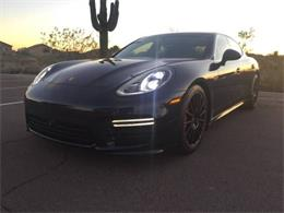 2016 Porsche Panamera (CC-1124836) for sale in Cadillac, Michigan