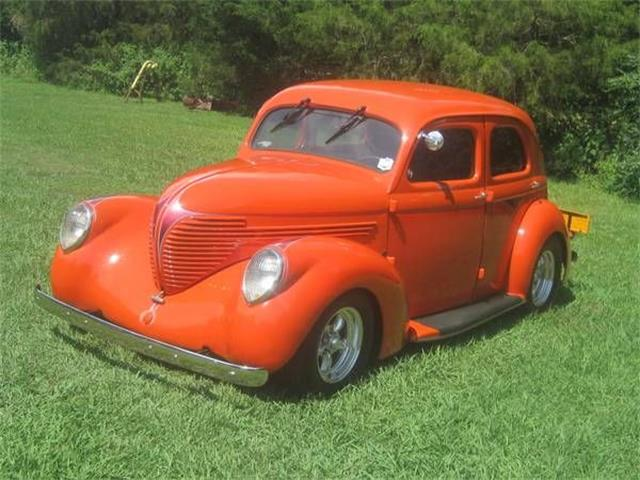 1938 Willys Sedan (CC-1124843) for sale in Cadillac, Michigan