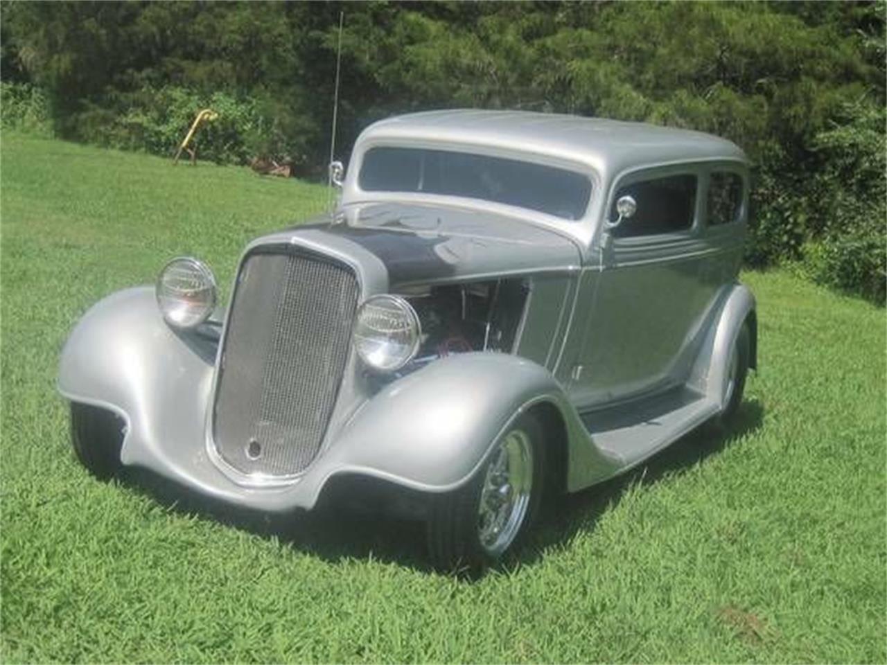 1934 Chevrolet Sedan (CC-1124844) for sale in Cadillac, Michigan