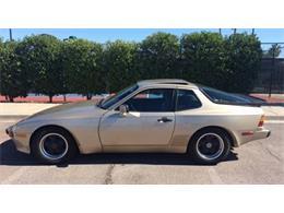 1986 Porsche 944 (CC-1124849) for sale in Cadillac, Michigan