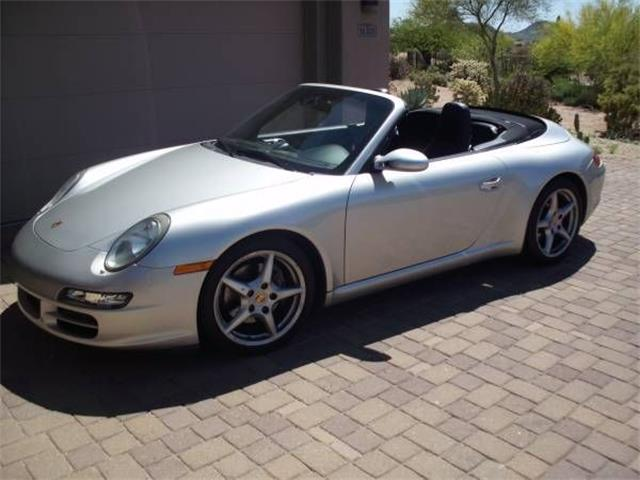 2006 Porsche 911 (CC-1124856) for sale in Cadillac, Michigan