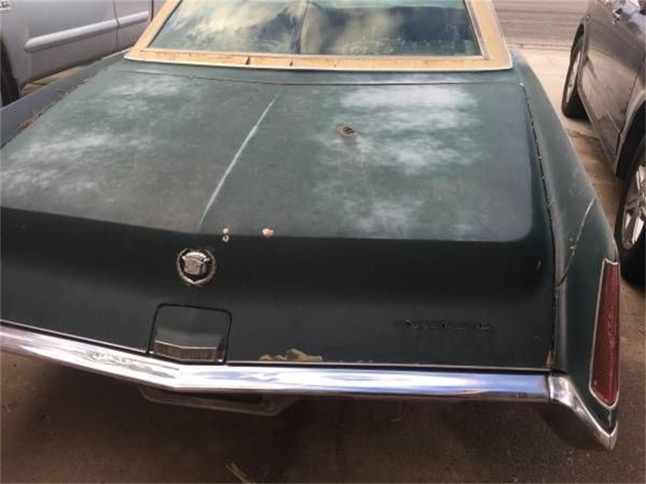 1970 Cadillac Eldorado (CC-1124861) for sale in Cadillac, Michigan