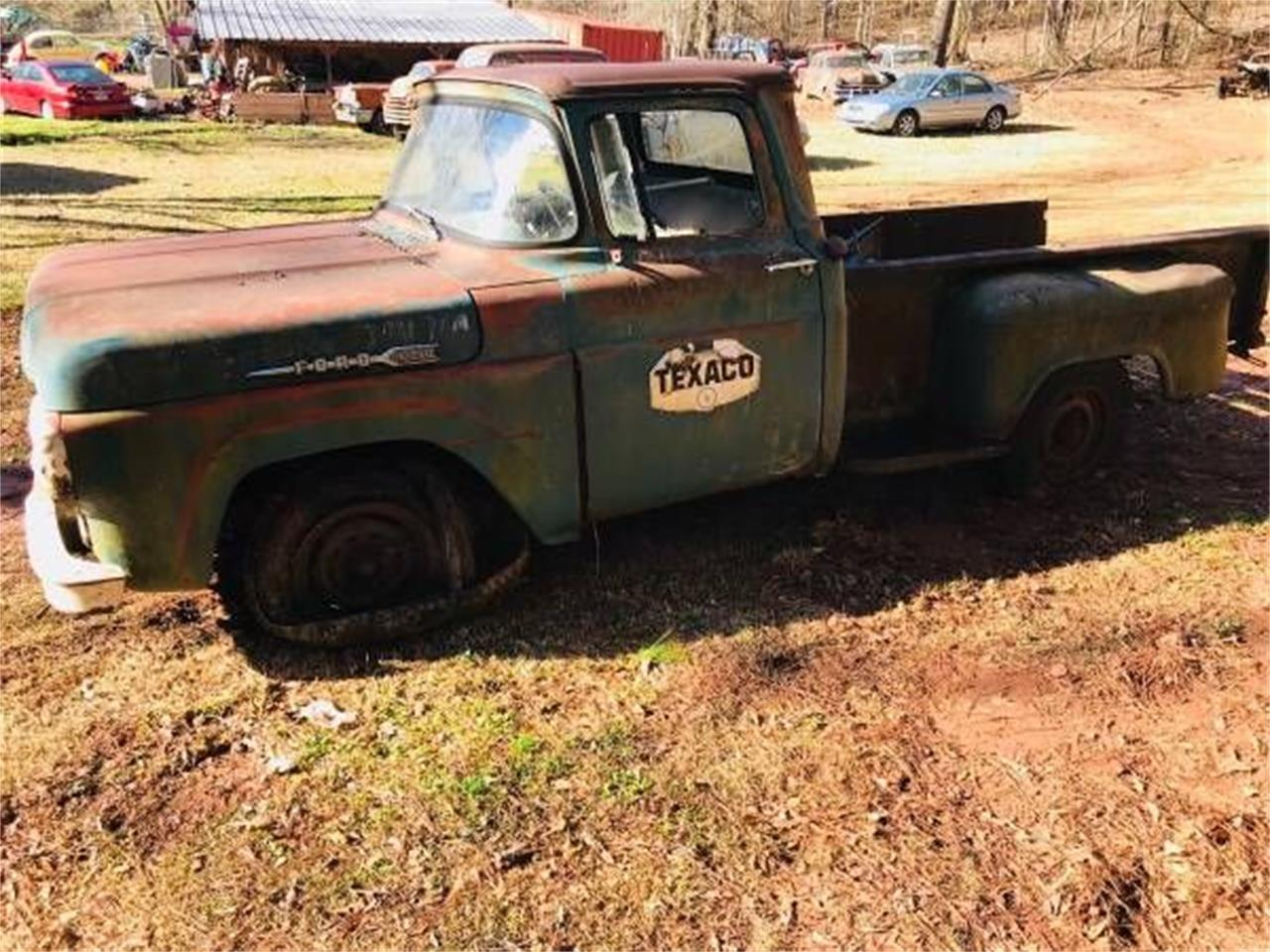 1959 Ford Pickup (CC-1124877) for sale in Cadillac, Michigan