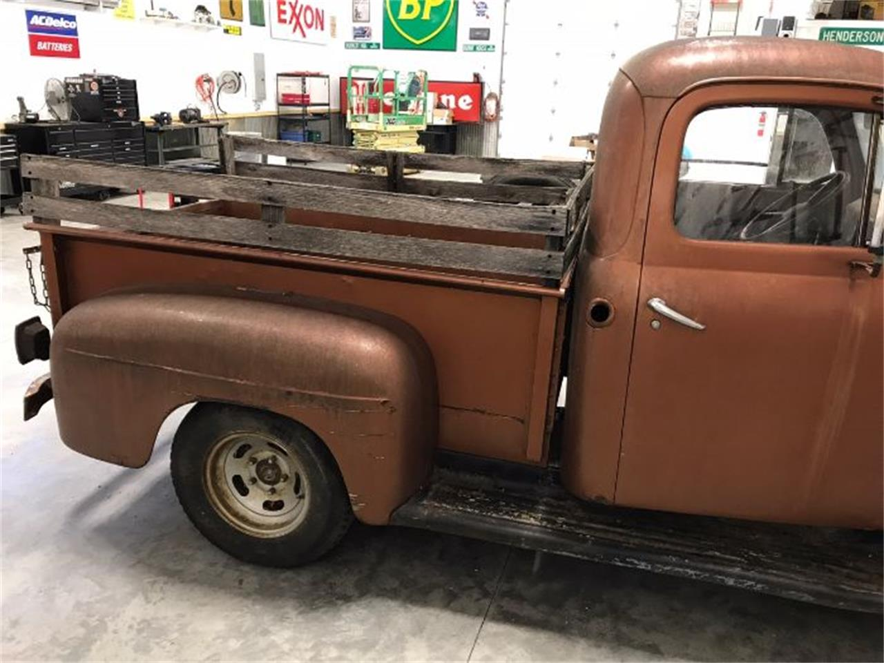 1957 Ford F100 (CC-1120488) for sale in Cadillac, Michigan