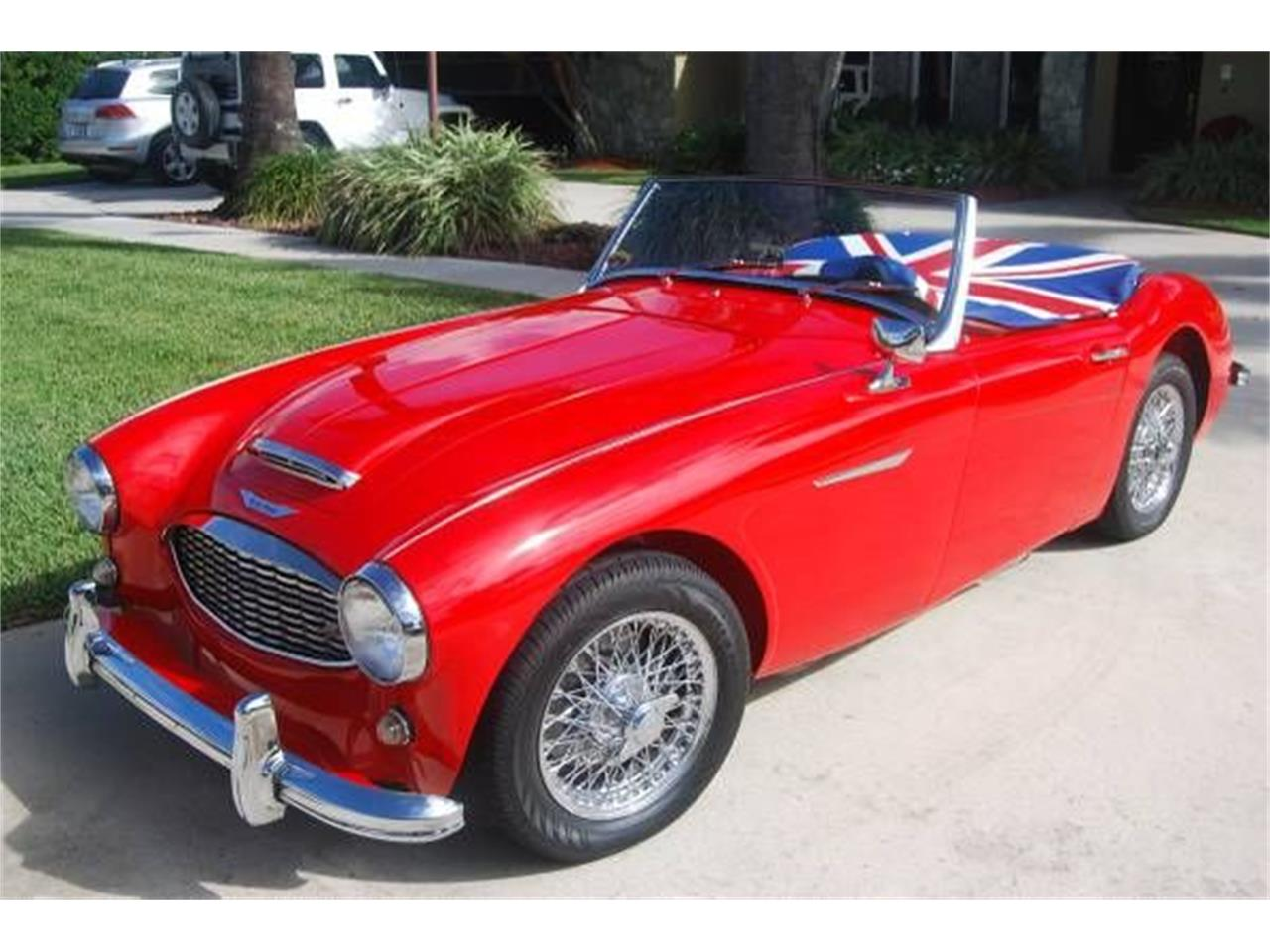 1961 Austin-Healey 3000 (CC-1124883) for sale in Cadillac, Michigan
