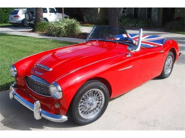 1961 Austin-Healey 3000 (CC-1124883) for sale in Cadillac, Michigan
