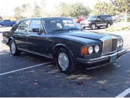 1988 Bentley Mulsanne S (CC-1124893) for sale in Cadillac, Michigan