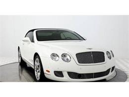 2011 Bentley Continental (CC-1124912) for sale in Cadillac, Michigan