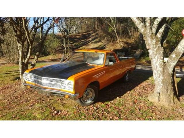 1965 Chevrolet El Camino (CC-1124914) for sale in Cadillac, Michigan