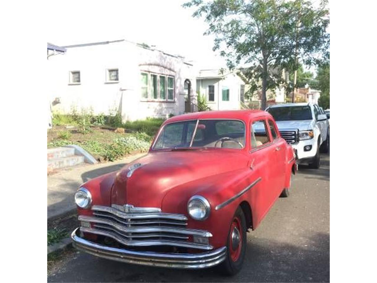 1949 Plymouth Deluxe (CC-1120494) for sale in Cadillac, Michigan