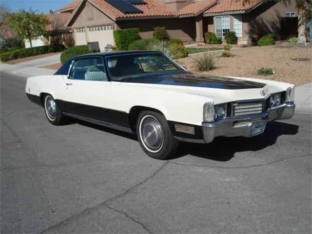 1970 Cadillac Eldorado (CC-1124951) for sale in Cadillac, Michigan