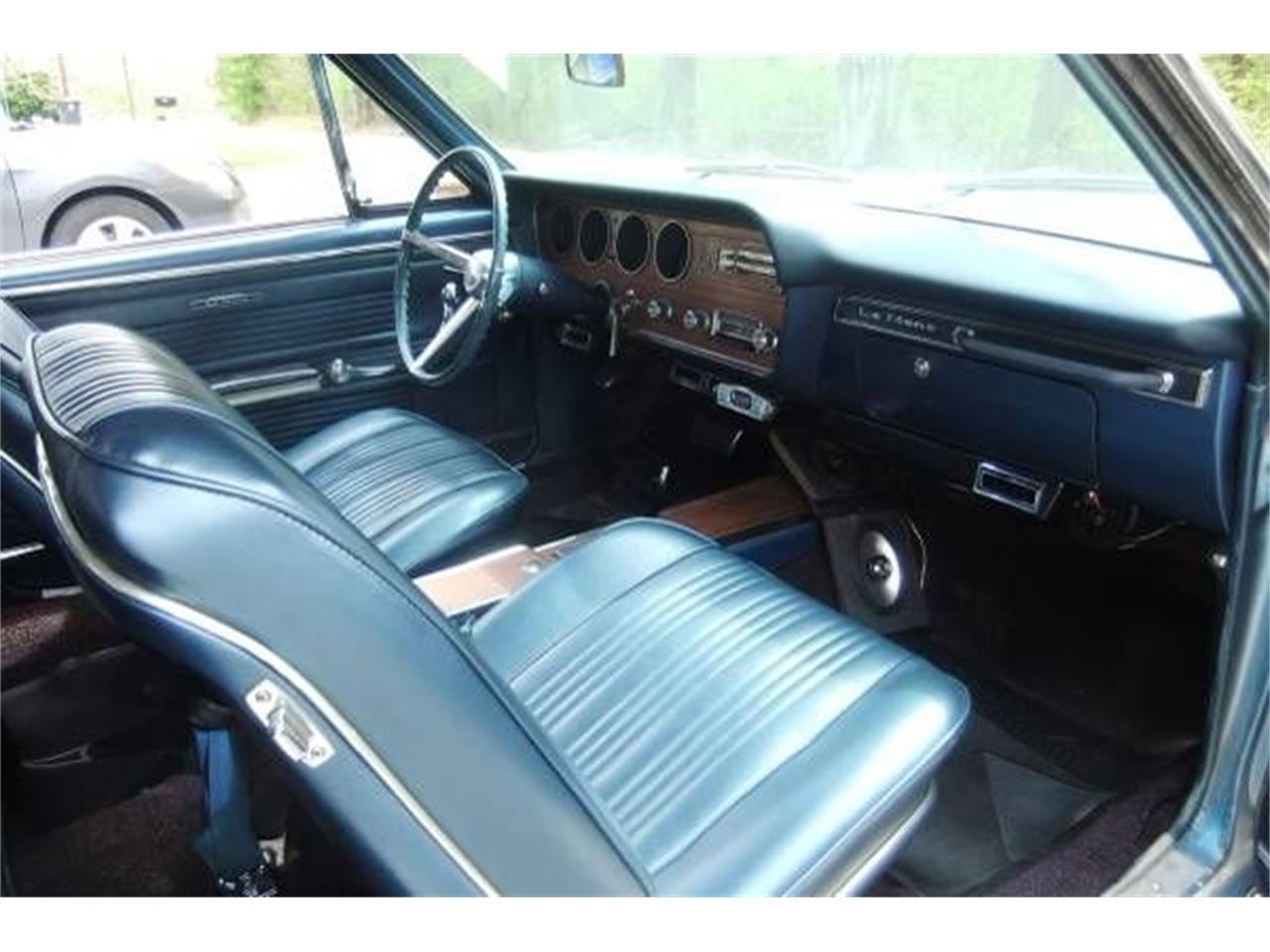 1967 Pontiac LeMans (CC-1124955) for sale in Cadillac, Michigan