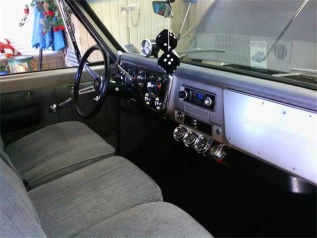 1967 Chevrolet C10 (CC-1124957) for sale in Cadillac, Michigan