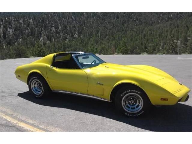 1976 Chevrolet Corvette (CC-1124973) for sale in Cadillac, Michigan