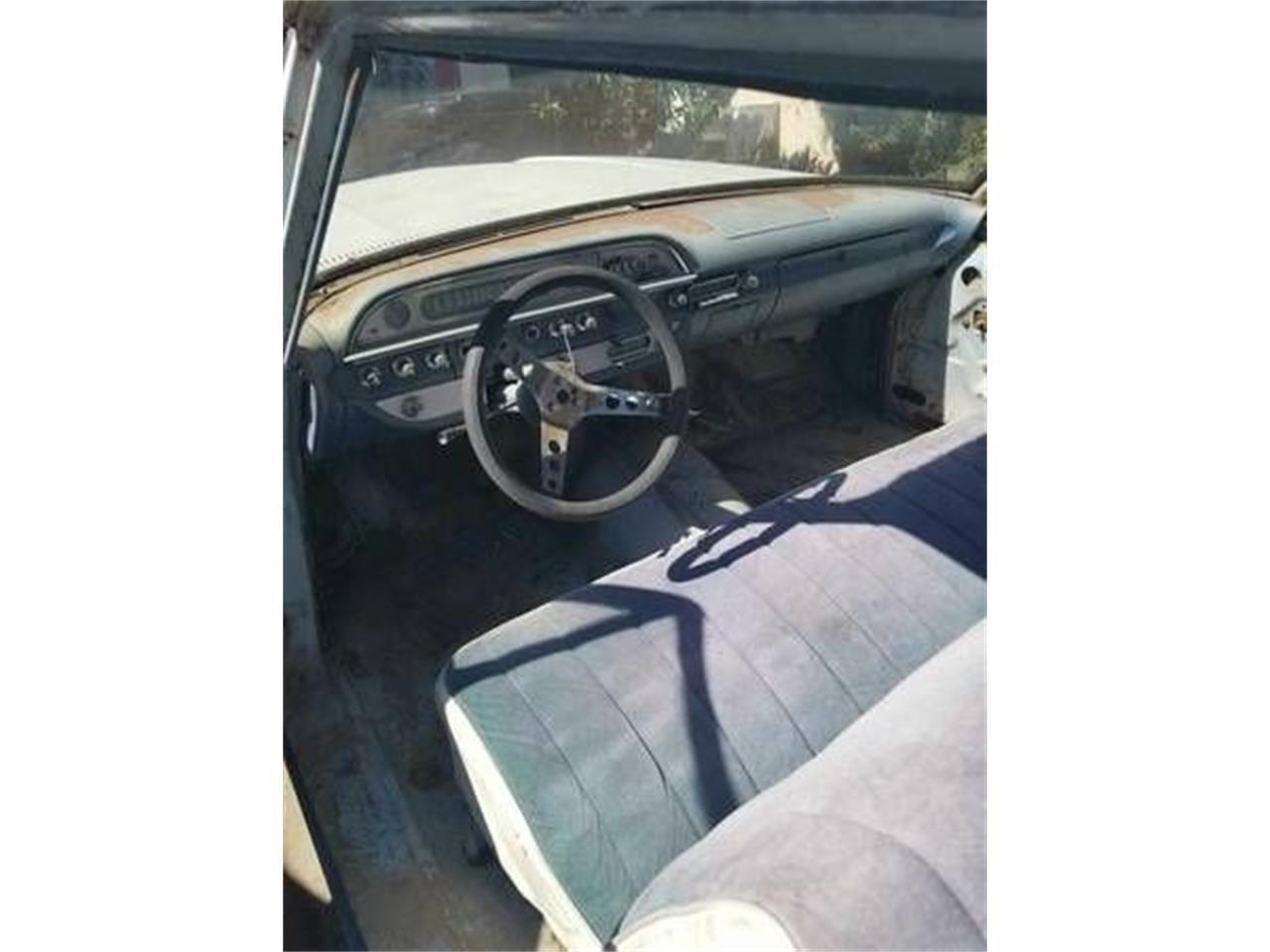 1960 Ford Fairlane (CC-1124976) for sale in Cadillac, Michigan