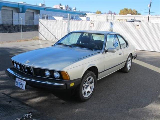 1980 BMW 633csi (CC-1124990) for sale in Cadillac, Michigan