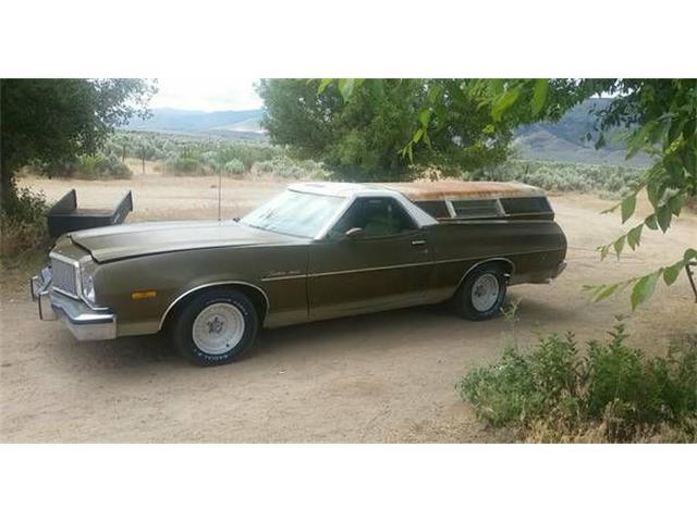 1974 Ford Ranchero (CC-1124992) for sale in Cadillac, Michigan