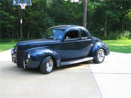 1940 Ford Deluxe (CC-1120500) for sale in Cadillac, Michigan