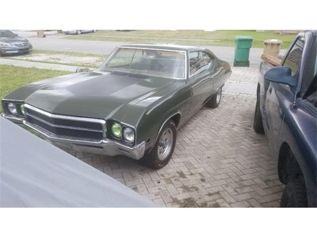1969 Buick Skylark (CC-1125039) for sale in Cadillac, Michigan