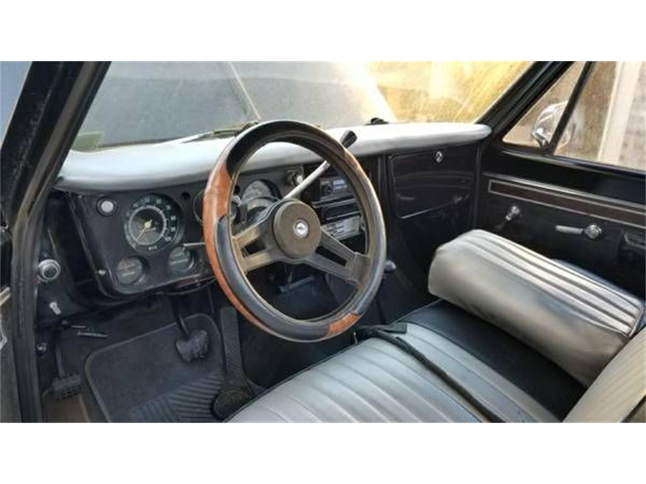 1971 Chevrolet C10 (CC-1125040) for sale in Cadillac, Michigan