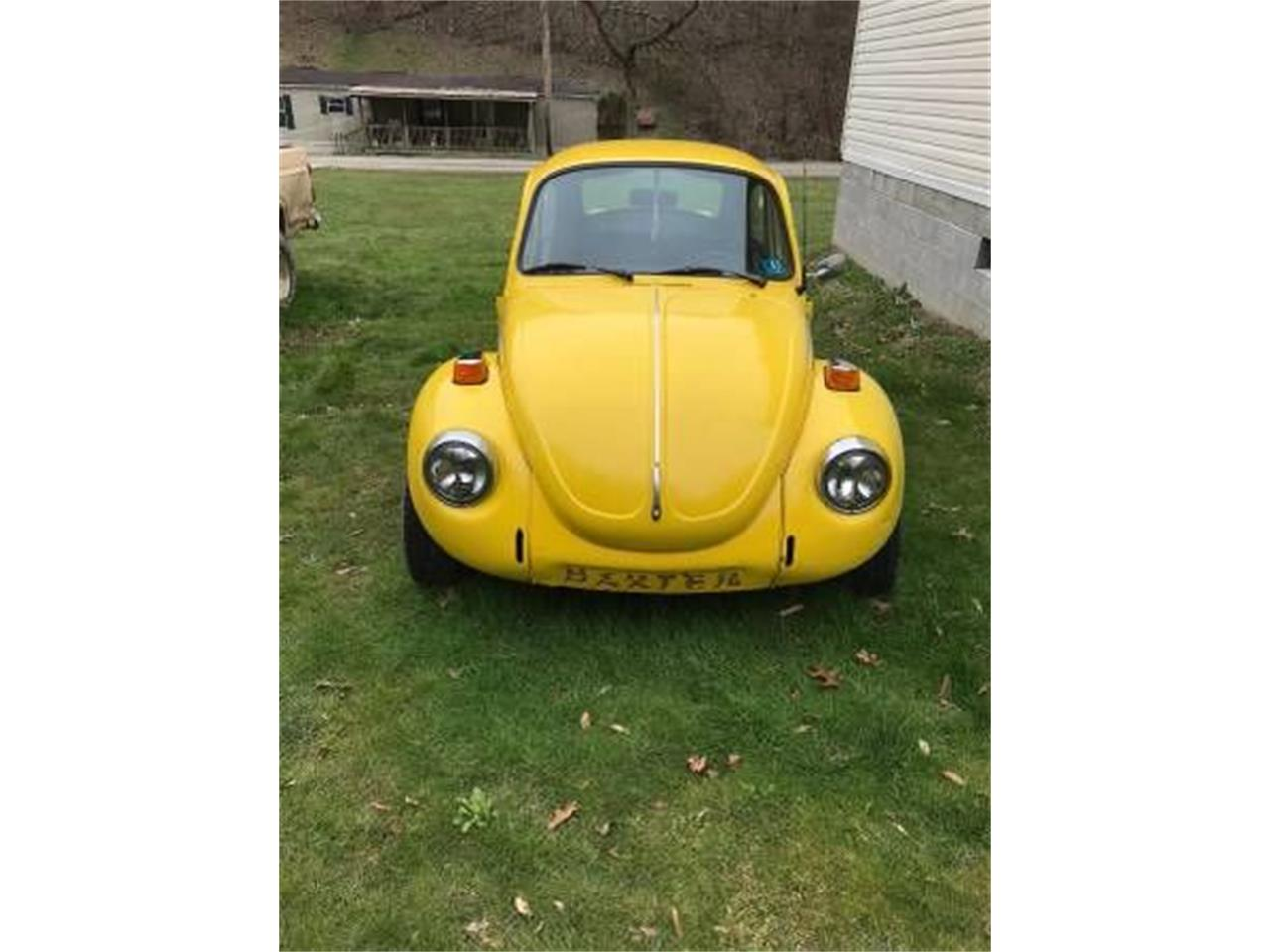 1973 Volkswagen Beetle (CC-1125060) for sale in Cadillac, Michigan