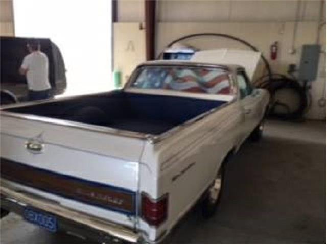 1967 Chevrolet El Camino (CC-1125062) for sale in Cadillac, Michigan