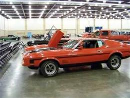 1972 Ford Mustang (CC-1125066) for sale in Cadillac, Michigan