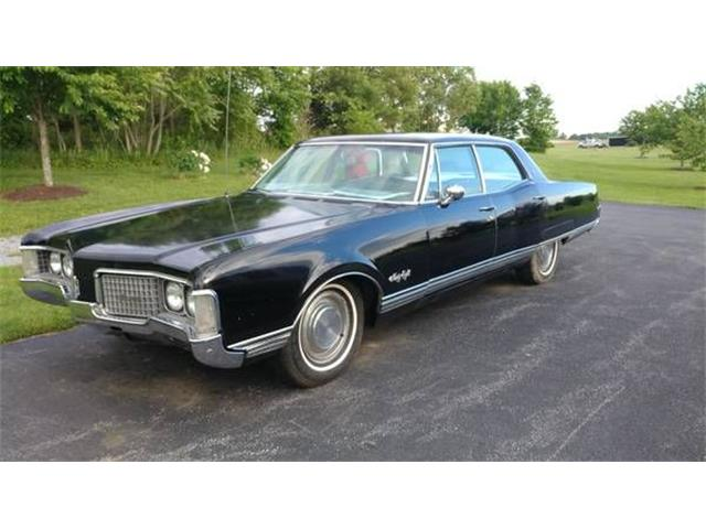 1968 Oldsmobile 98 (CC-1125079) for sale in Cadillac, Michigan