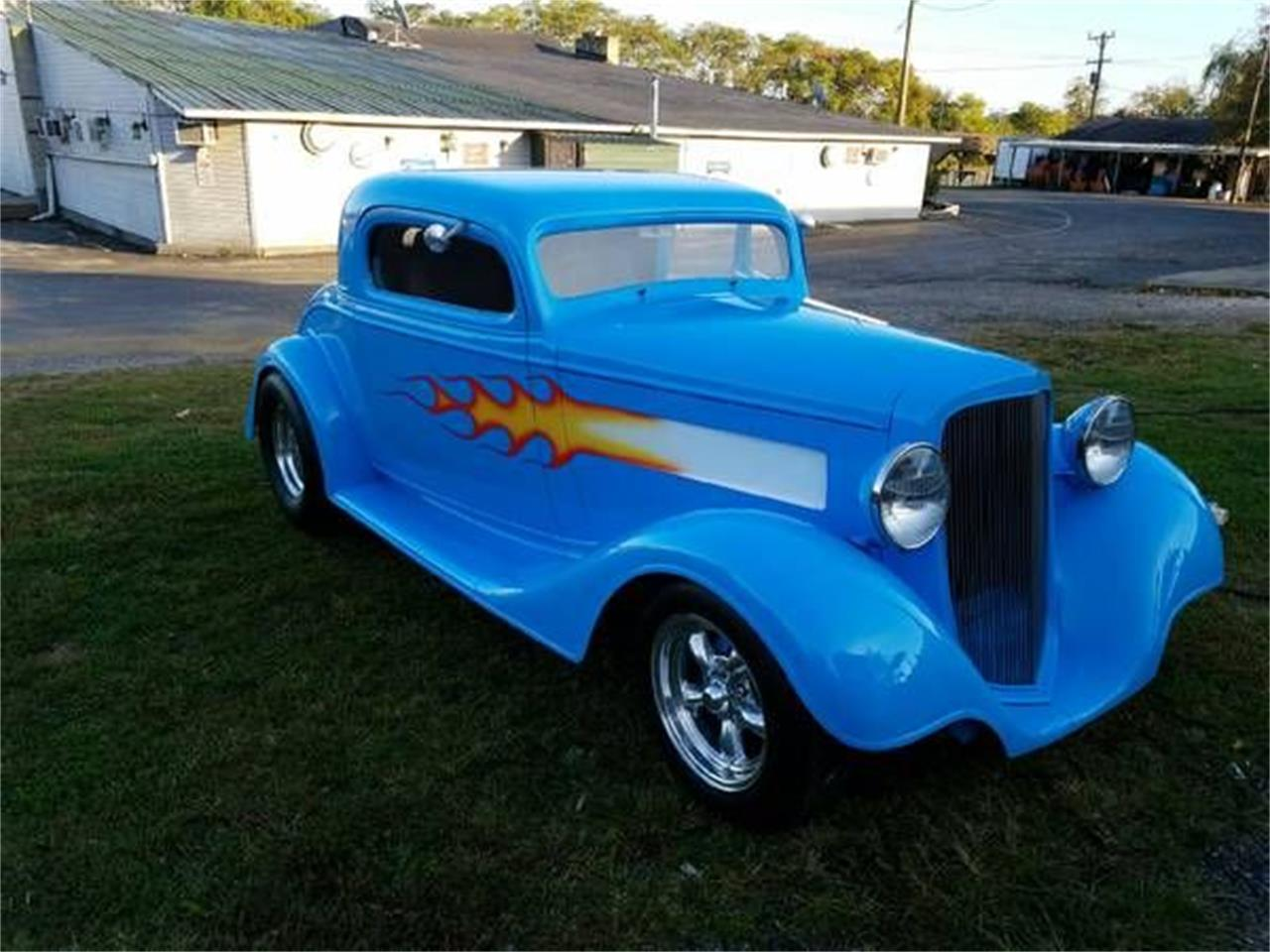 1934 Ford Coupe (CC-1125080) for sale in Cadillac, Michigan