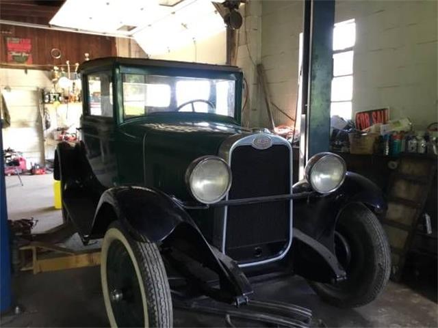 1928 Chevrolet Coupe (CC-1125085) for sale in Cadillac, Michigan
