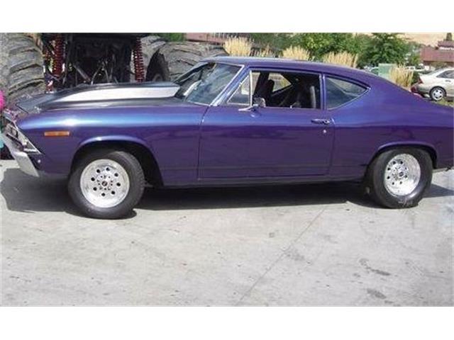 1969 Chevrolet Chevelle (CC-1125093) for sale in Cadillac, Michigan
