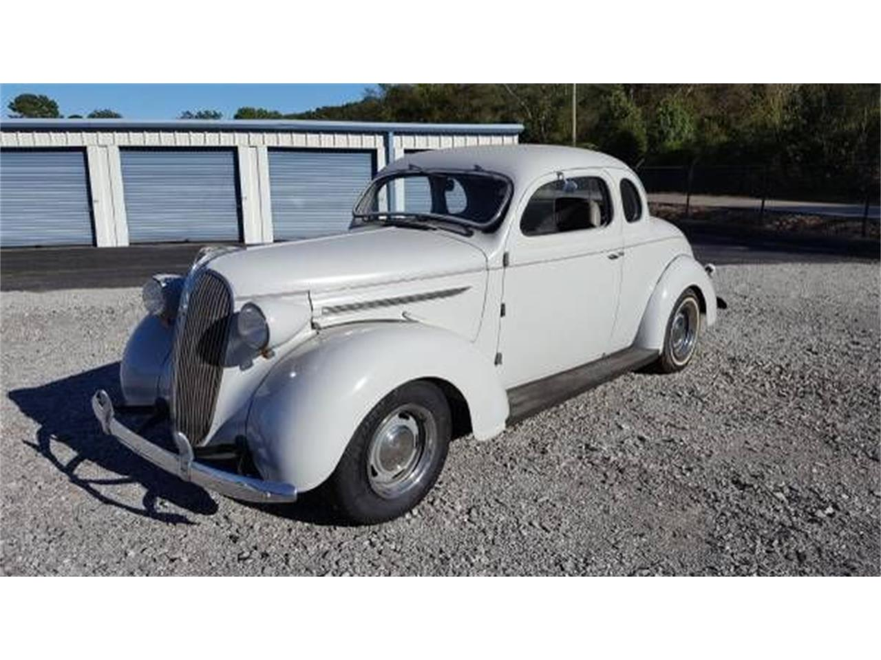 1937 Plymouth Coupe (CC-1125099) for sale in Cadillac, Michigan