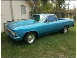 1966 Chevrolet El Camino (CC-1125115) for sale in Cadillac, Michigan