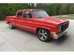 1982 Chevrolet Silverado (CC-1125127) for sale in Cadillac, Michigan