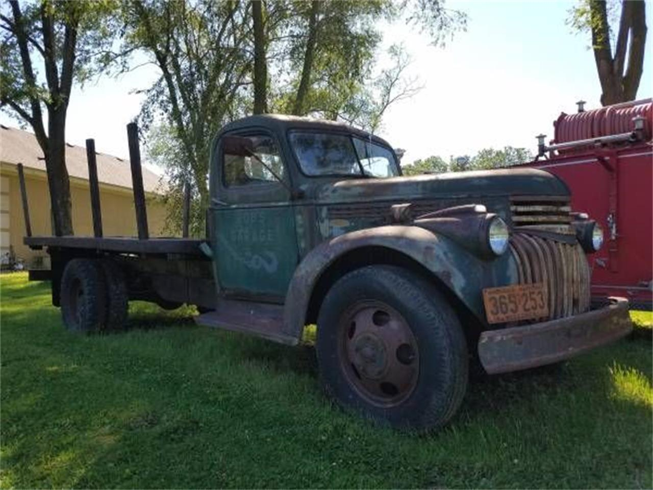 1946 Chevrolet Flatbed (CC-1125144) for sale in Cadillac, Michigan