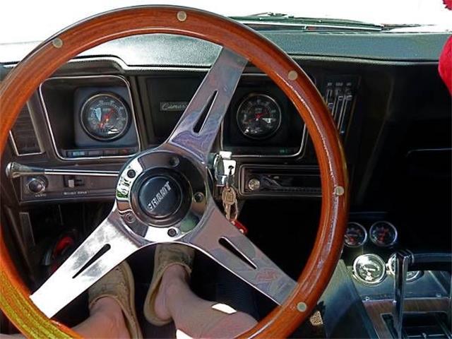 1969 Chevrolet Camaro (CC-1120515) for sale in Cadillac, Michigan