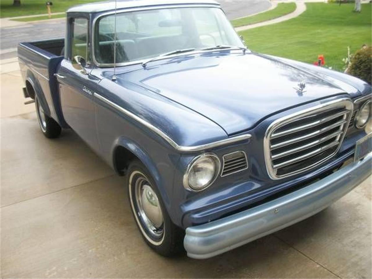 1962 Studebaker Champ (CC-1125162) for sale in Cadillac, Michigan