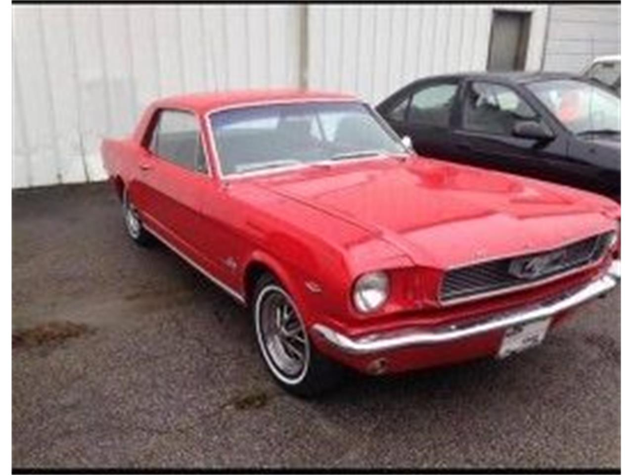 1966 Ford Mustang (CC-1125168) for sale in Cadillac, Michigan