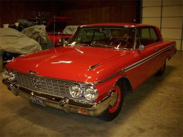 1962 Ford Galaxie 500 (CC-1125178) for sale in Cadillac, Michigan