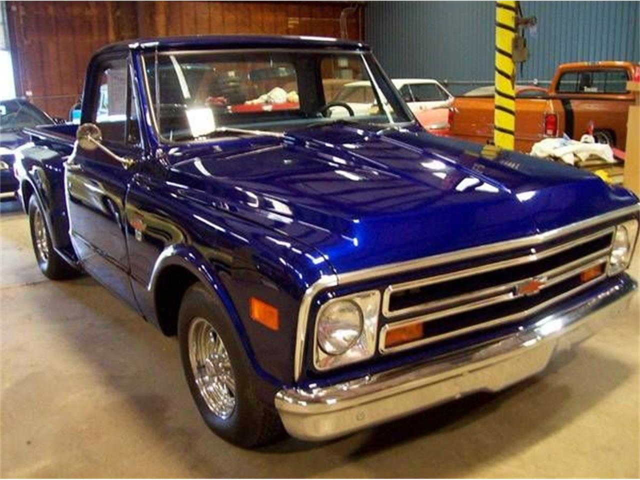 1968 Chevrolet Custom (CC-1125180) for sale in Cadillac, Michigan