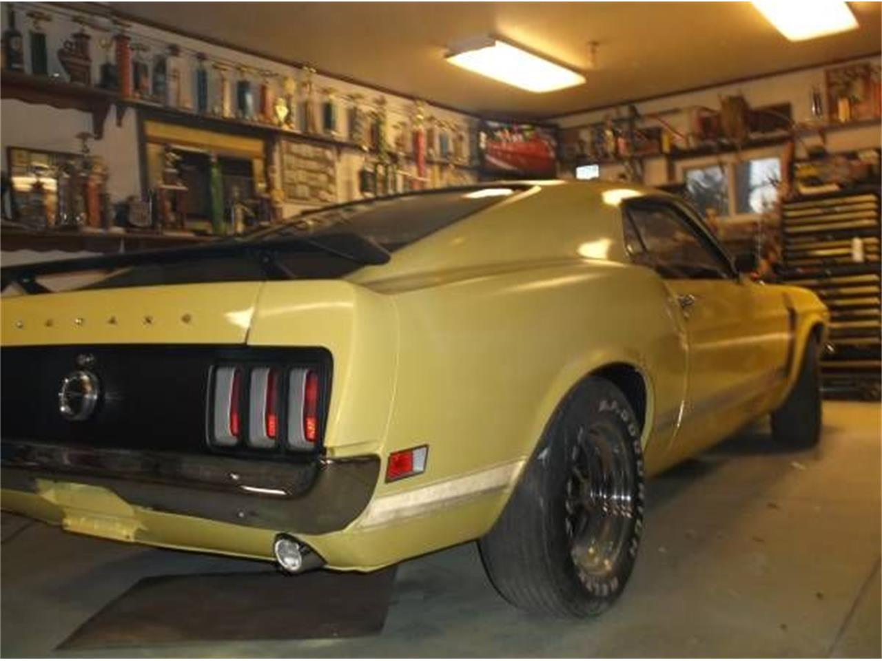 1970 Ford Mustang (CC-1125201) for sale in Cadillac, Michigan