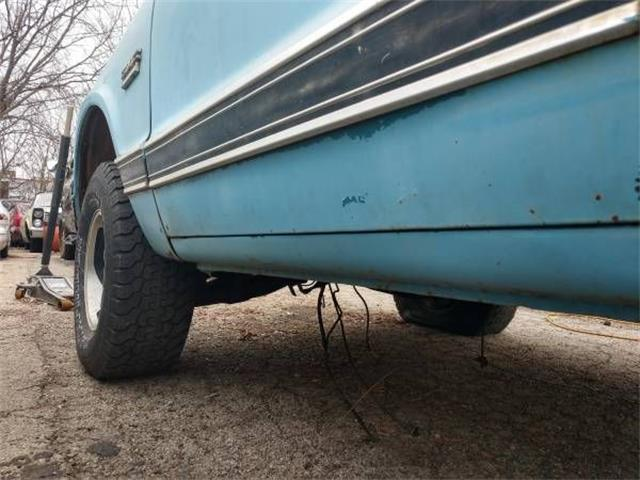 1971 Chevrolet C10 (CC-1125202) for sale in Cadillac, Michigan